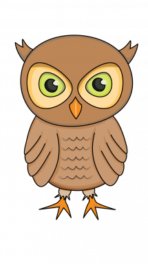 jpg library stock How to draw owl. Drawing owls easy.