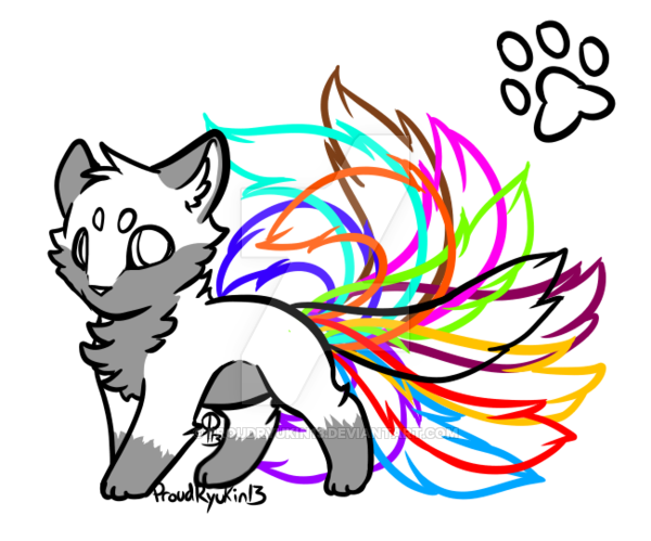 clipart royalty free Collection of free Kitsune drawing fox