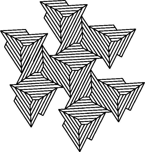 image black and white stock fractal