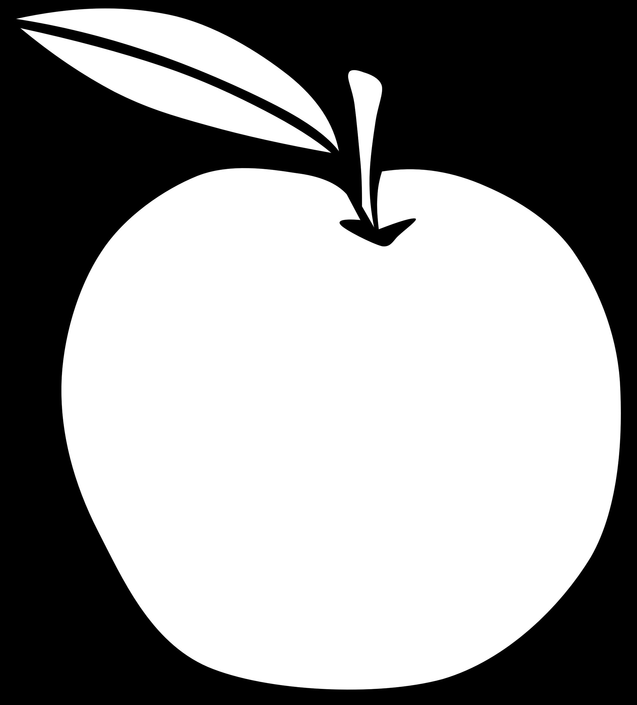 clip transparent download Apples transparent drawing. Cross contour fruit at