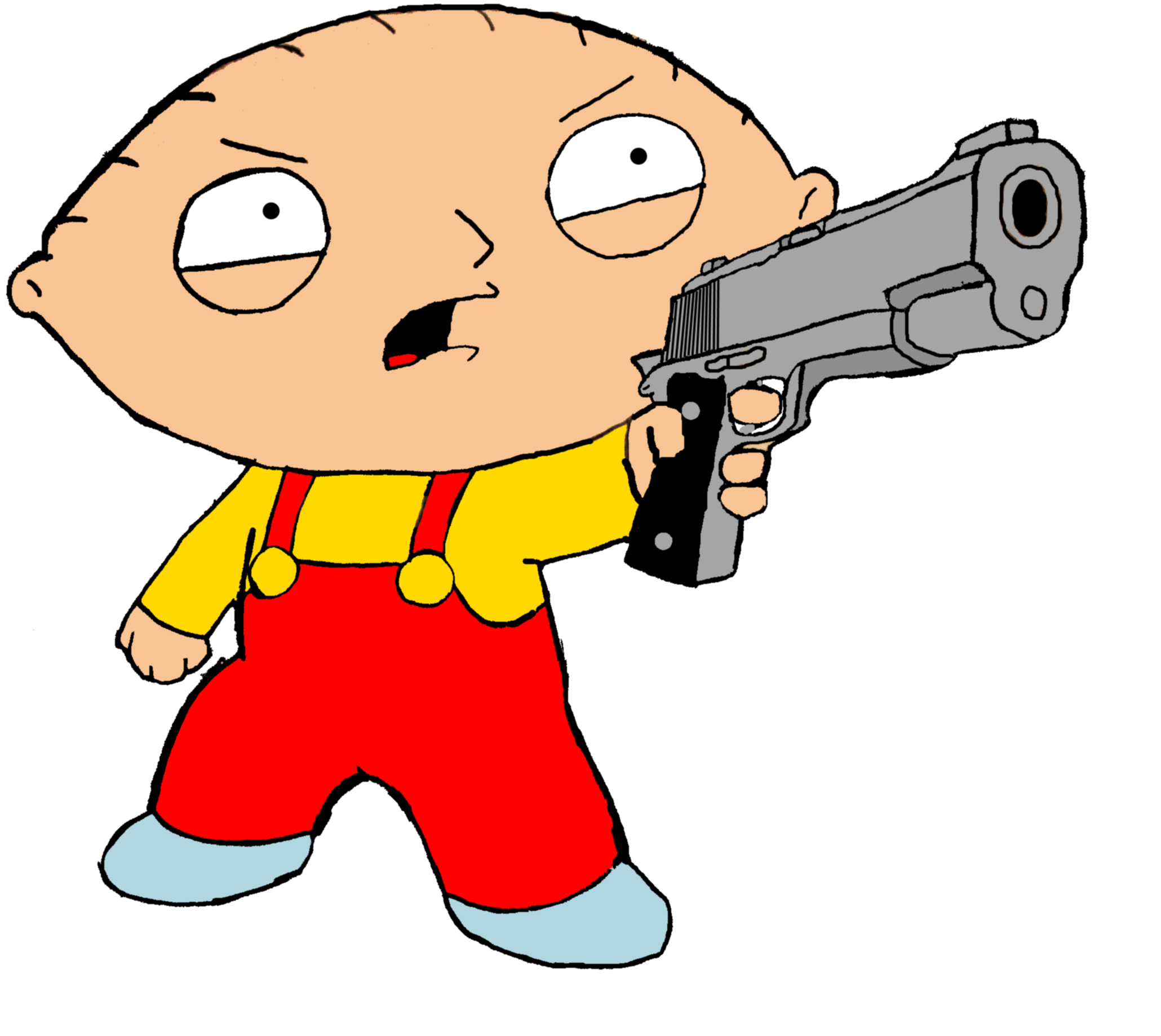 graphic transparent library Collection of free Stewie drawing