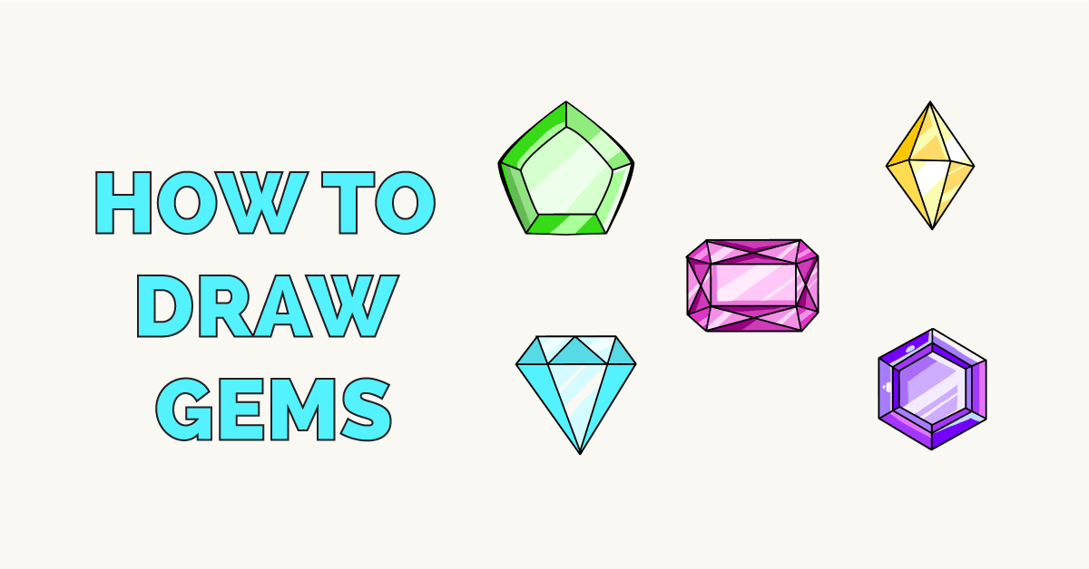 png library library Gems drawing. How to draw really.