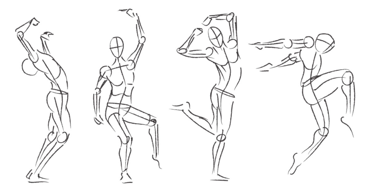 clip freeuse library Drawing gesture. .