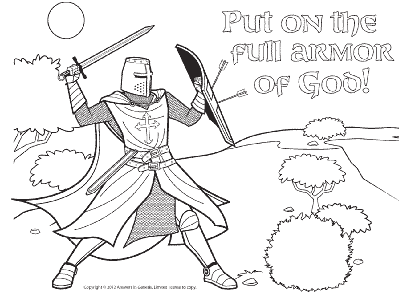 image library library Armor of at getdrawings. Drawing god
