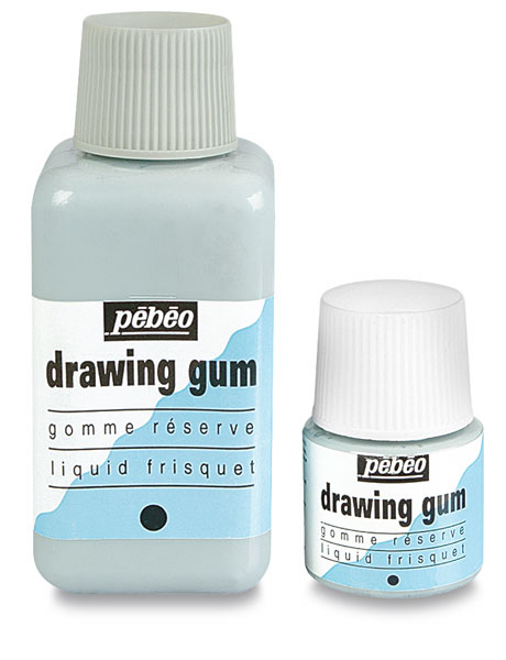 vector library library Drawing gum. Pebeo .