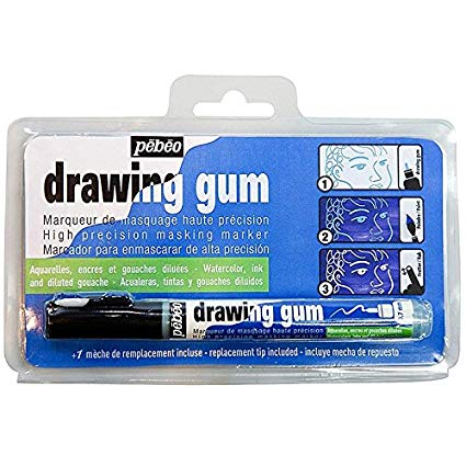 png freeuse Drawing gum. Pebeo high precision masking.