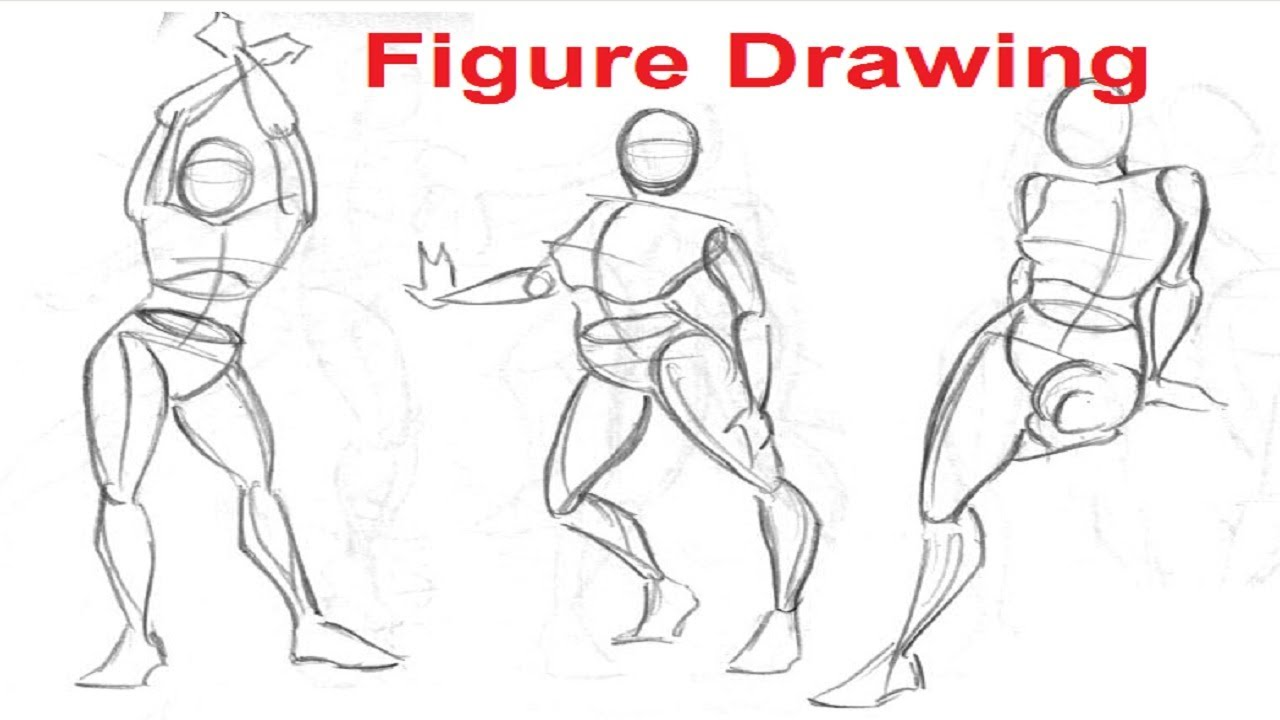 graphic free download Figure lessons secret to. Figures drawing.