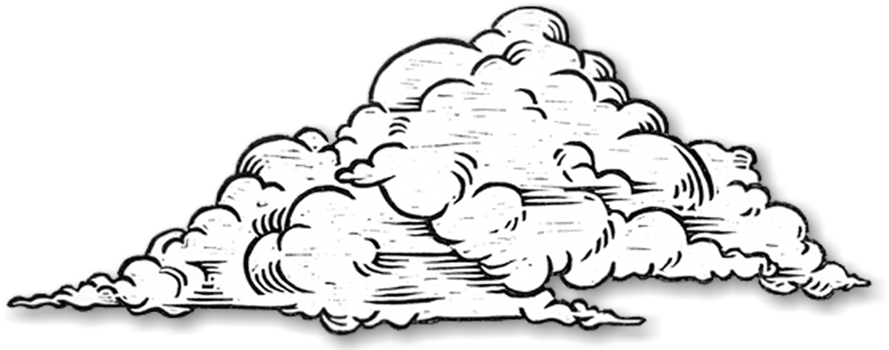 jpg library Collection of free Ink drawing cloud