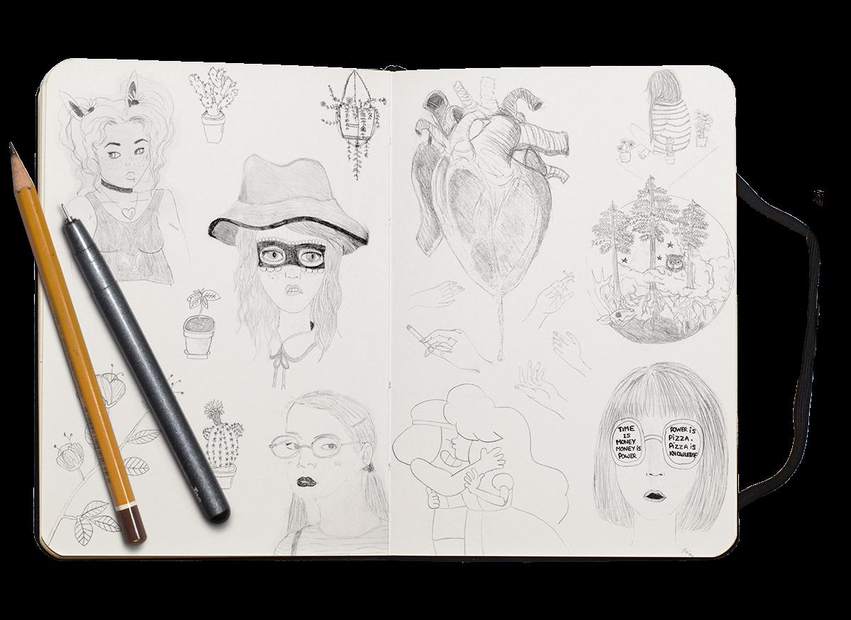 jpg Sketchbook