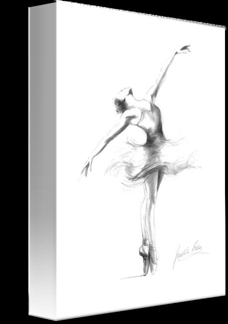clip free stock Ballerina by Ewa Gawlik