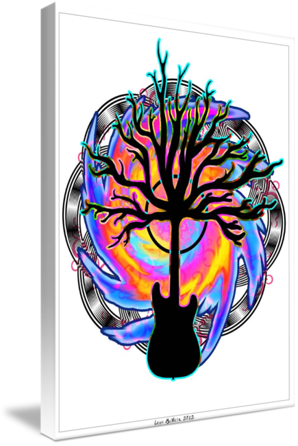 banner transparent stock Psychedelic Sonic Cyclone