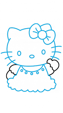 image library download How to Draw Hello Kitty