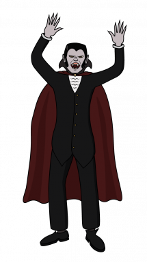 graphic transparent download How to Draw a Vampire
