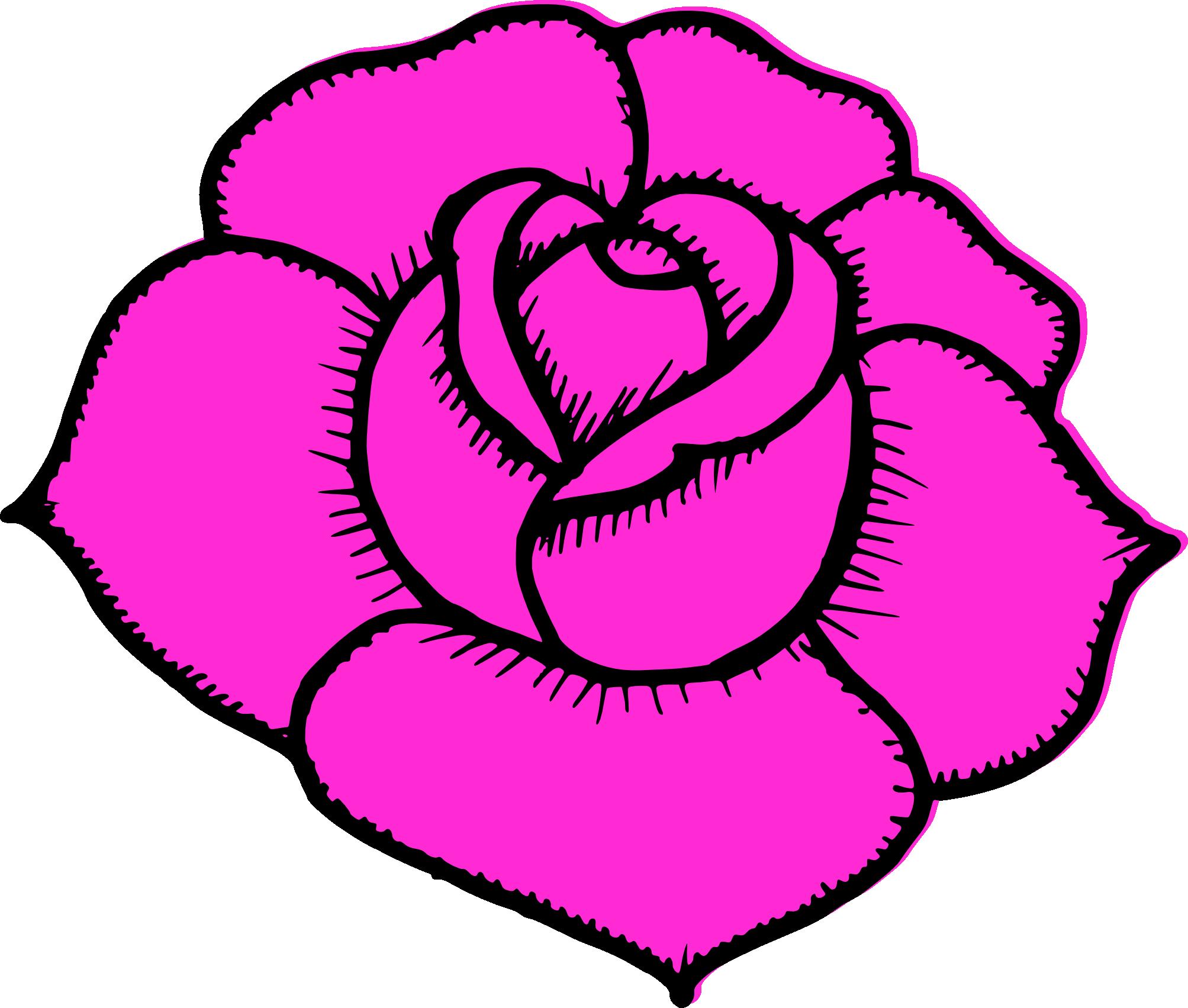 svg transparent download Drawing s rose. Simple at getdrawings com