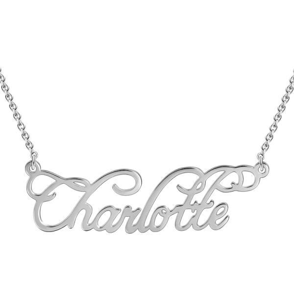 image library library YFN customize personalize name text jewelry necklace pendant choker