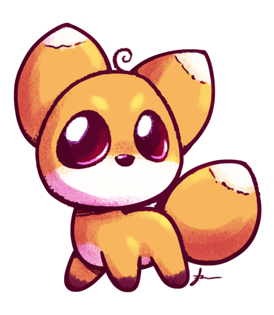 vector library Fox by furboz on. Beet drawing cute