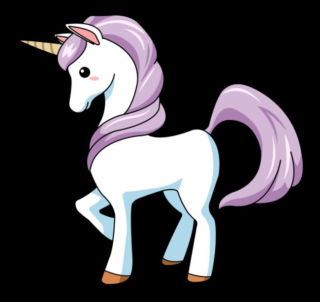 image transparent download drawing kid unicorn #94445169