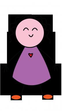 jpg freeuse stock Illustration of a Girl