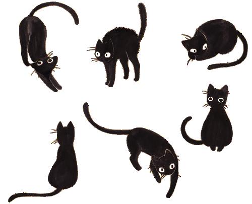 clip art me pretty cute anime hipster indie cats kitten manga nerd unicorn