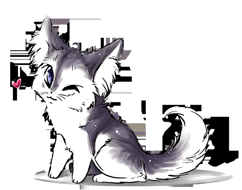 banner free library cute little kitten