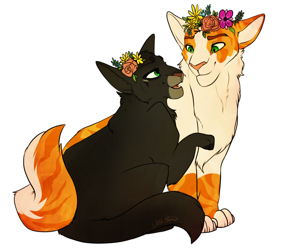 svg freeuse Hollyleaf and Fallen Leaves by PureSpiritFlower