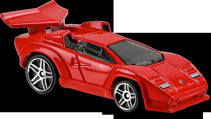 vector freeuse stock Lamborghini Countach