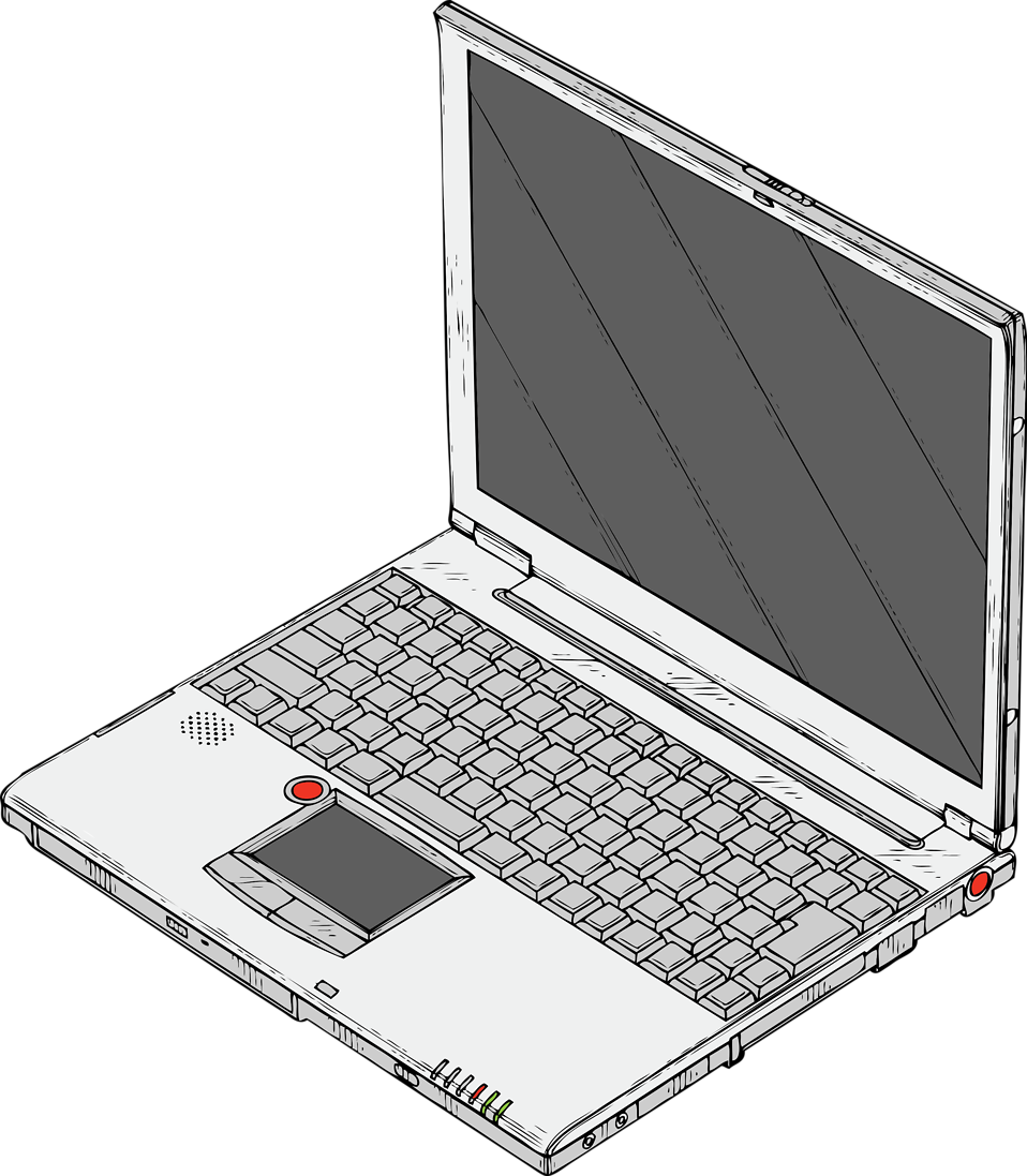 transparent Laptop