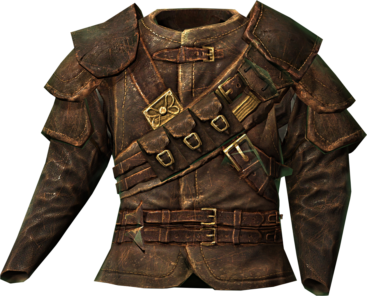 clipart freeuse library Thieves Guild Armor
