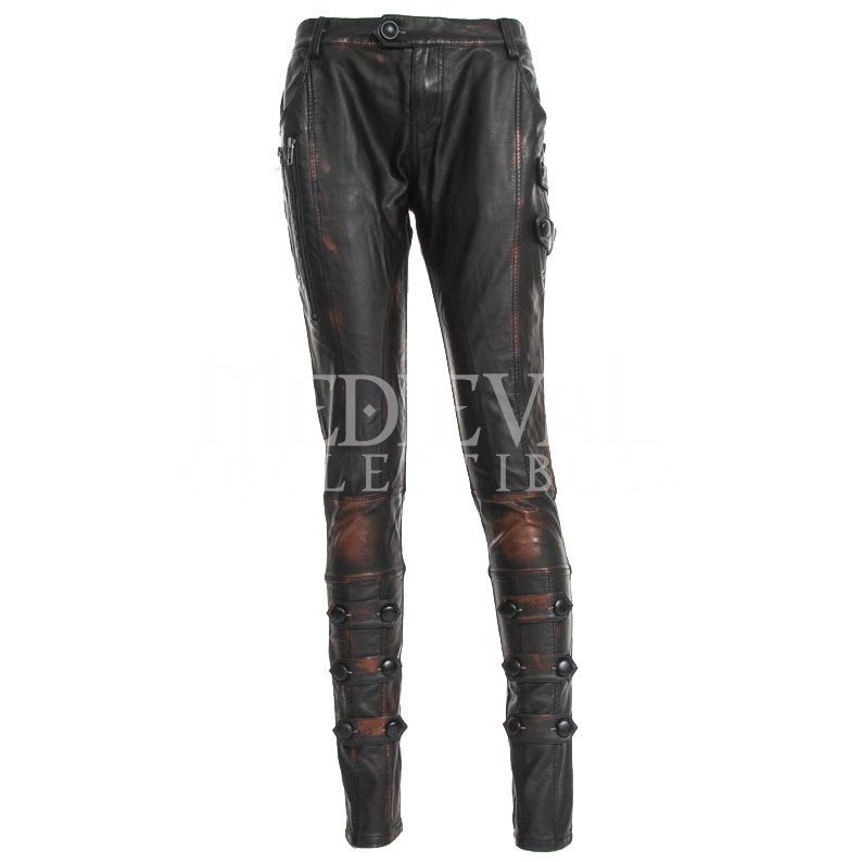 clip library download Steampunk Leather Pants