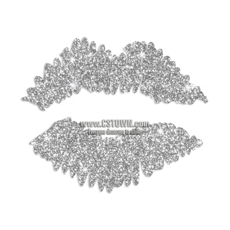 clip black and white library Bling Kiss