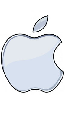 jpg library How to draw apple. Drawing logos easy.
