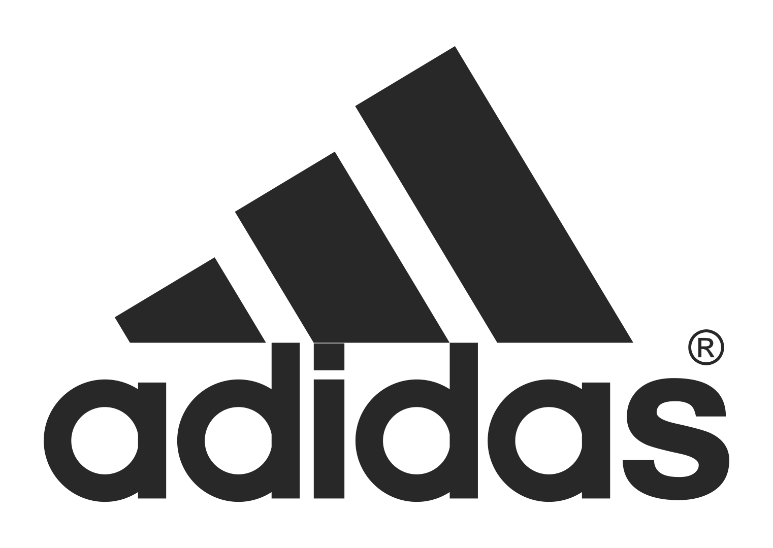 svg library download Adidas Logo Vector