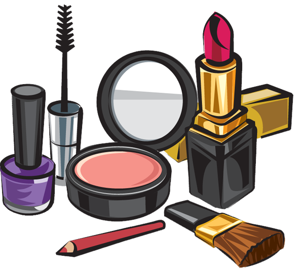 graphic transparent library Image result for of. Drawing makeup
