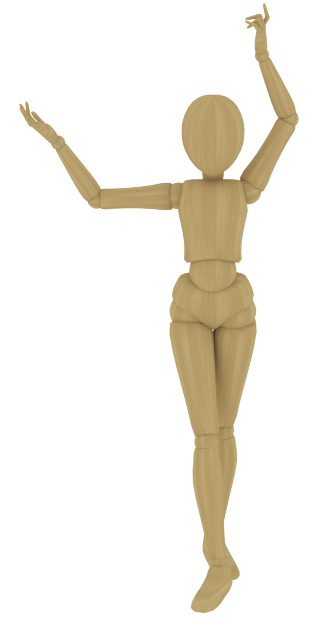 jpg free library Mmd wooden doll by. Drawing manican