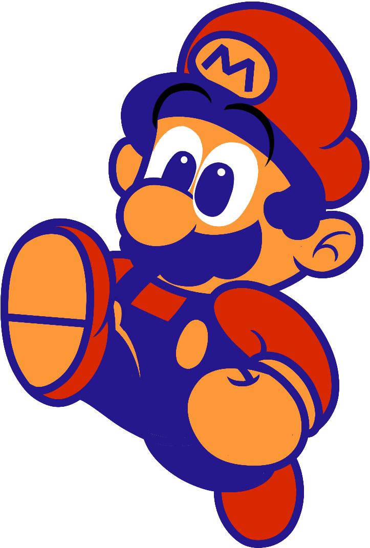 png download Mario in the by. Usa drawing