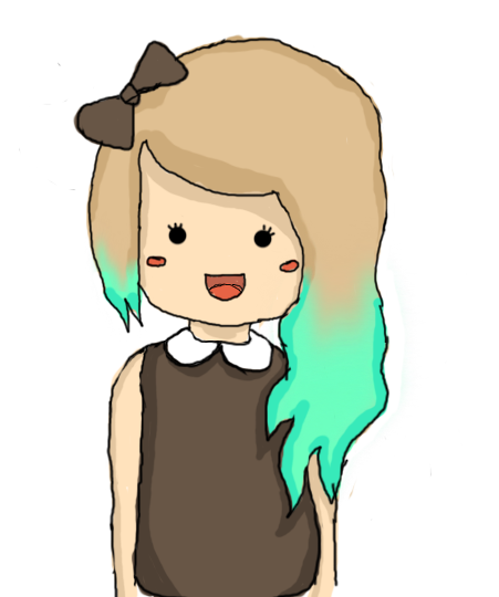 graphic free Minecraft Girl Drawing at GetDrawings