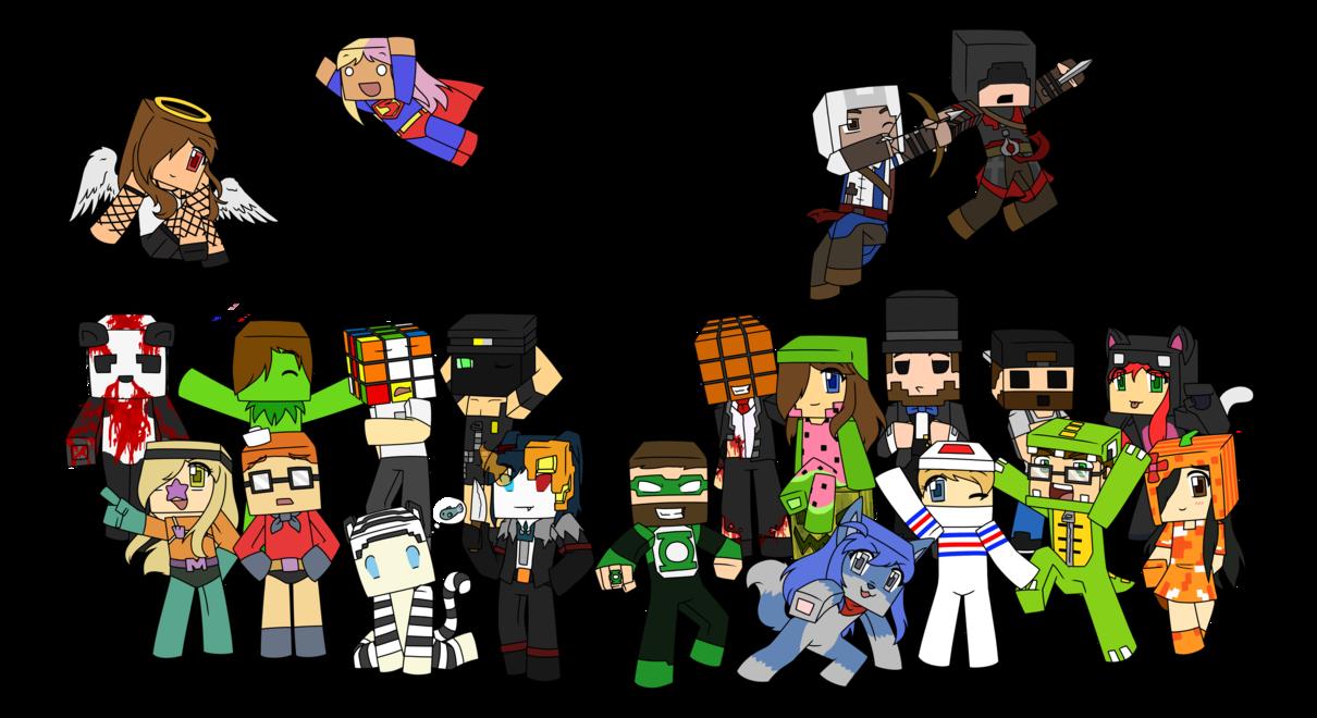 download Minecraft Halloween WIP by Assechan on DeviantArt