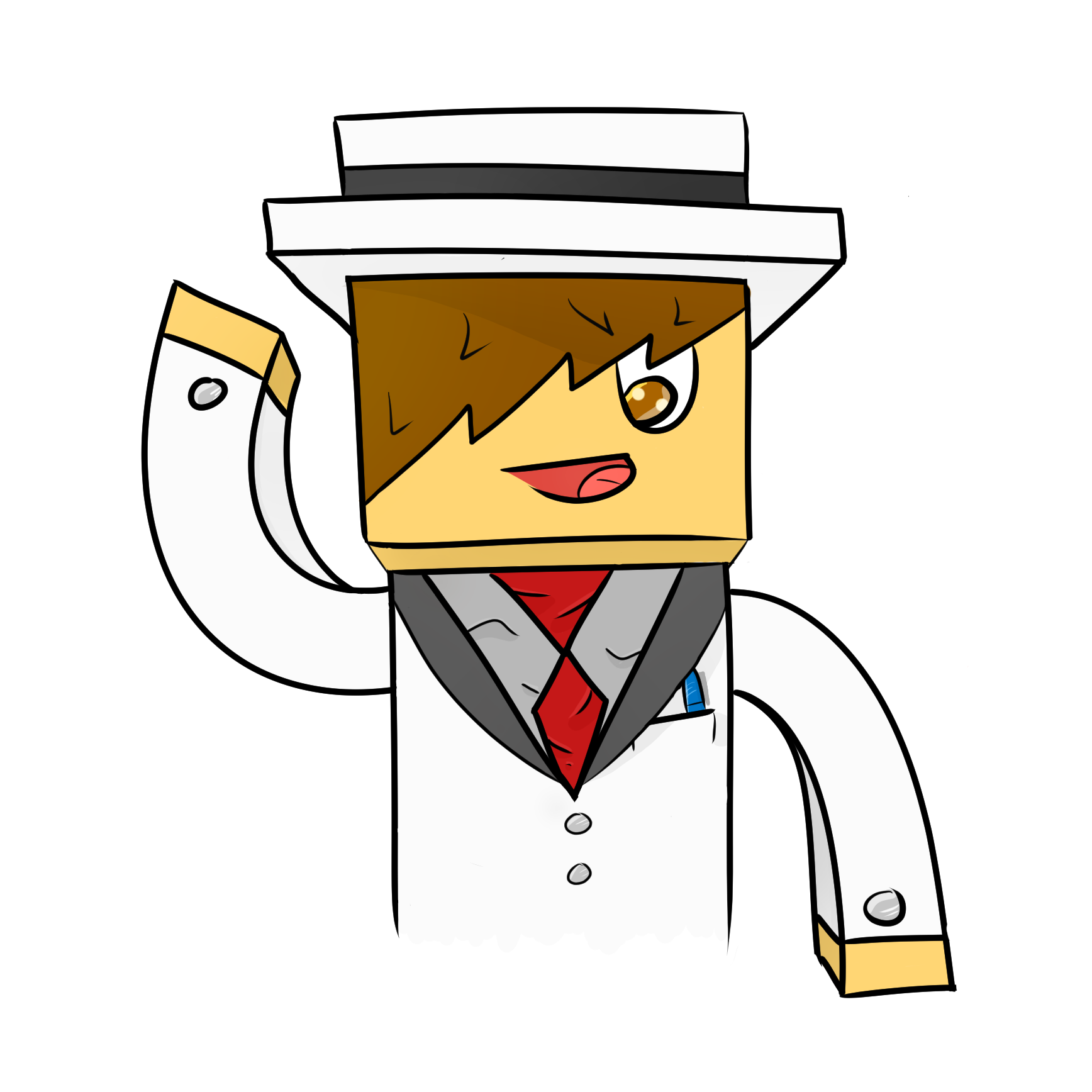 picture freeuse download Minecraft Skin Drawing at GetDrawings