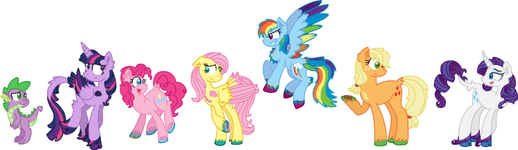 image transparent library drawing mlp style #111999062