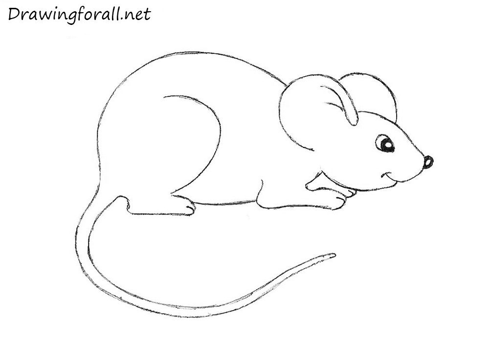 png stock How to draw a. Drawing mouse
