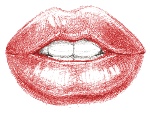 png freeuse download study drawing lip #115956112