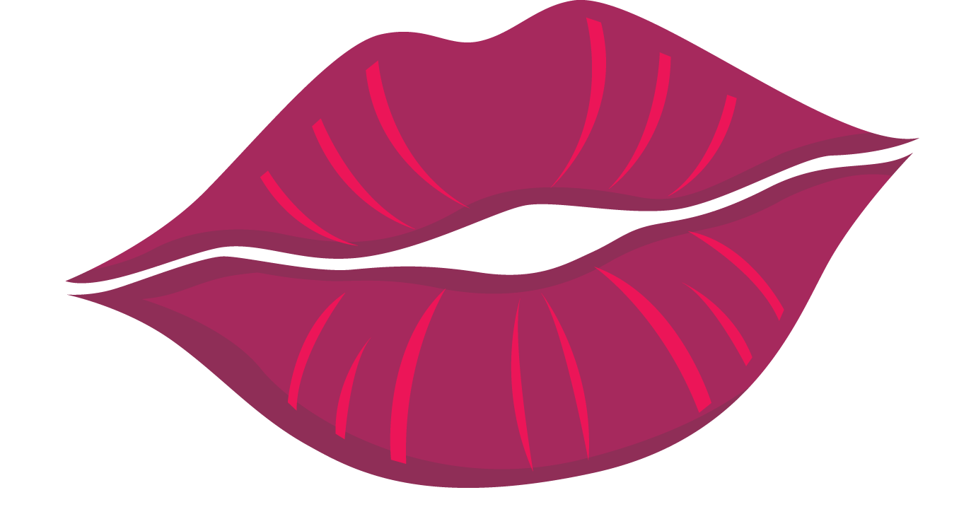 clipart freeuse stock Lip Cartoon Drawing Mouth Clip art
