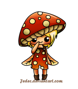 png free download Bitty Mushroom by jedec on DeviantArt