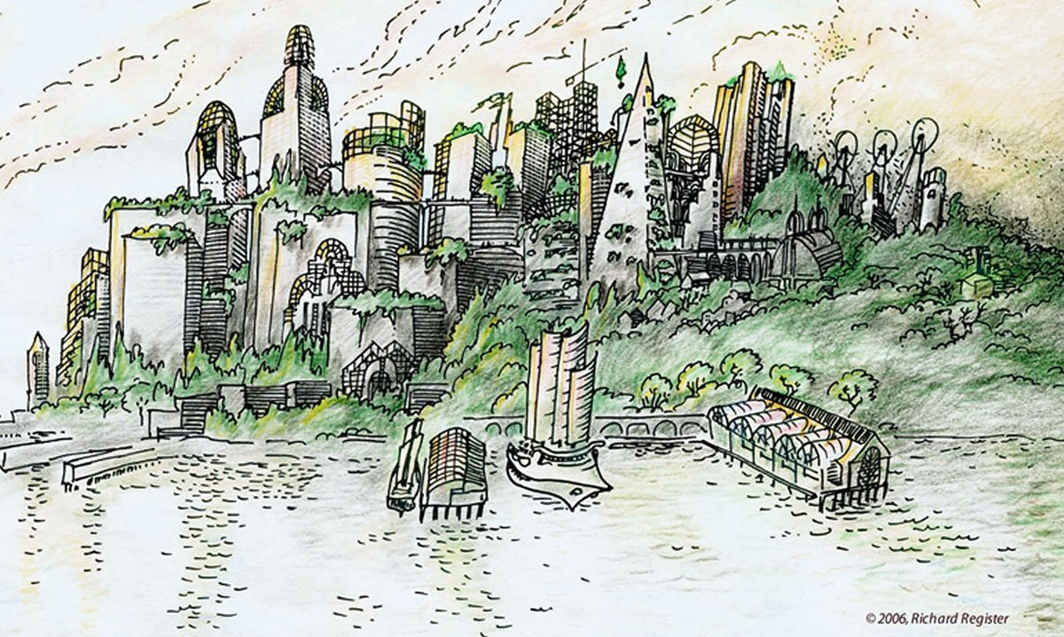 clip art free library Drawing nature city. Highlights from the of