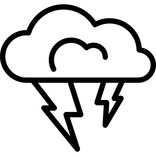 png freeuse library Thunderstorm drawing realistic. Collection of free rain