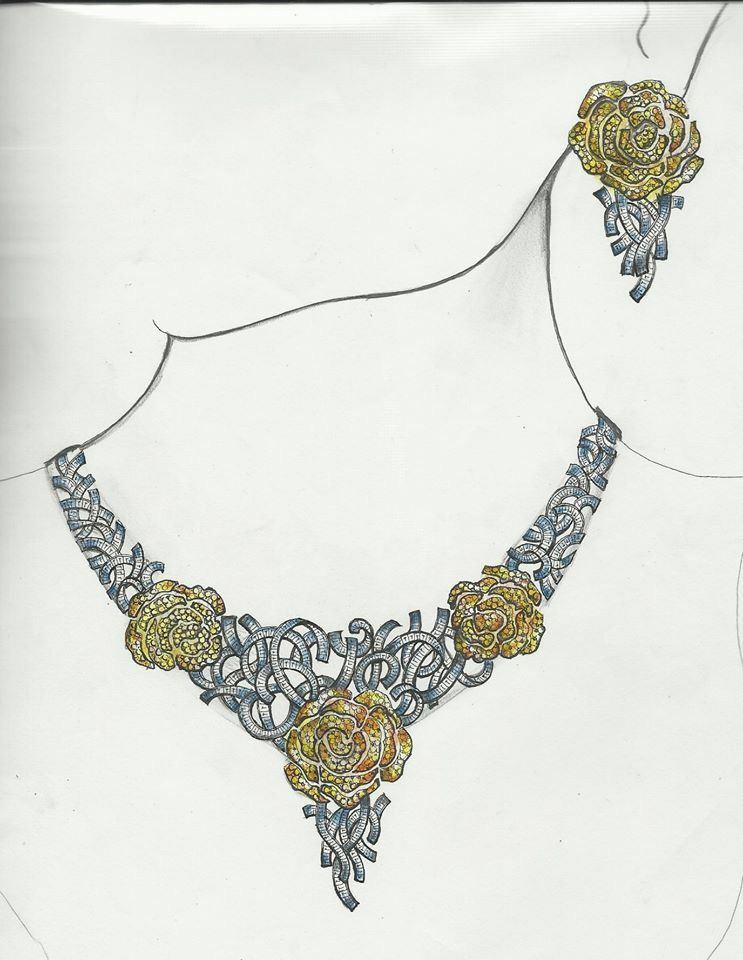 png freeuse Pin by ayesha qadeer. Drawing necks necklace