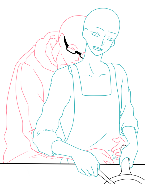 jpg library Yaoi bases base cooking. Drawing necks
