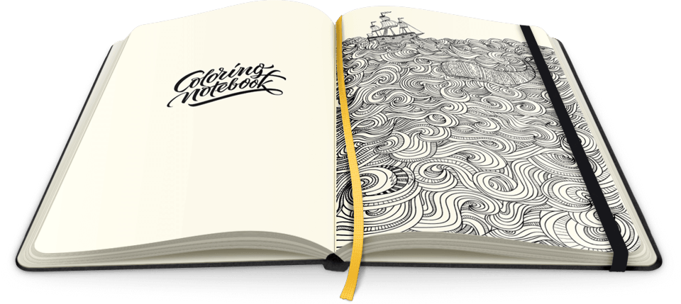 vector library download Double happiness a notebook. Drawing notebooks