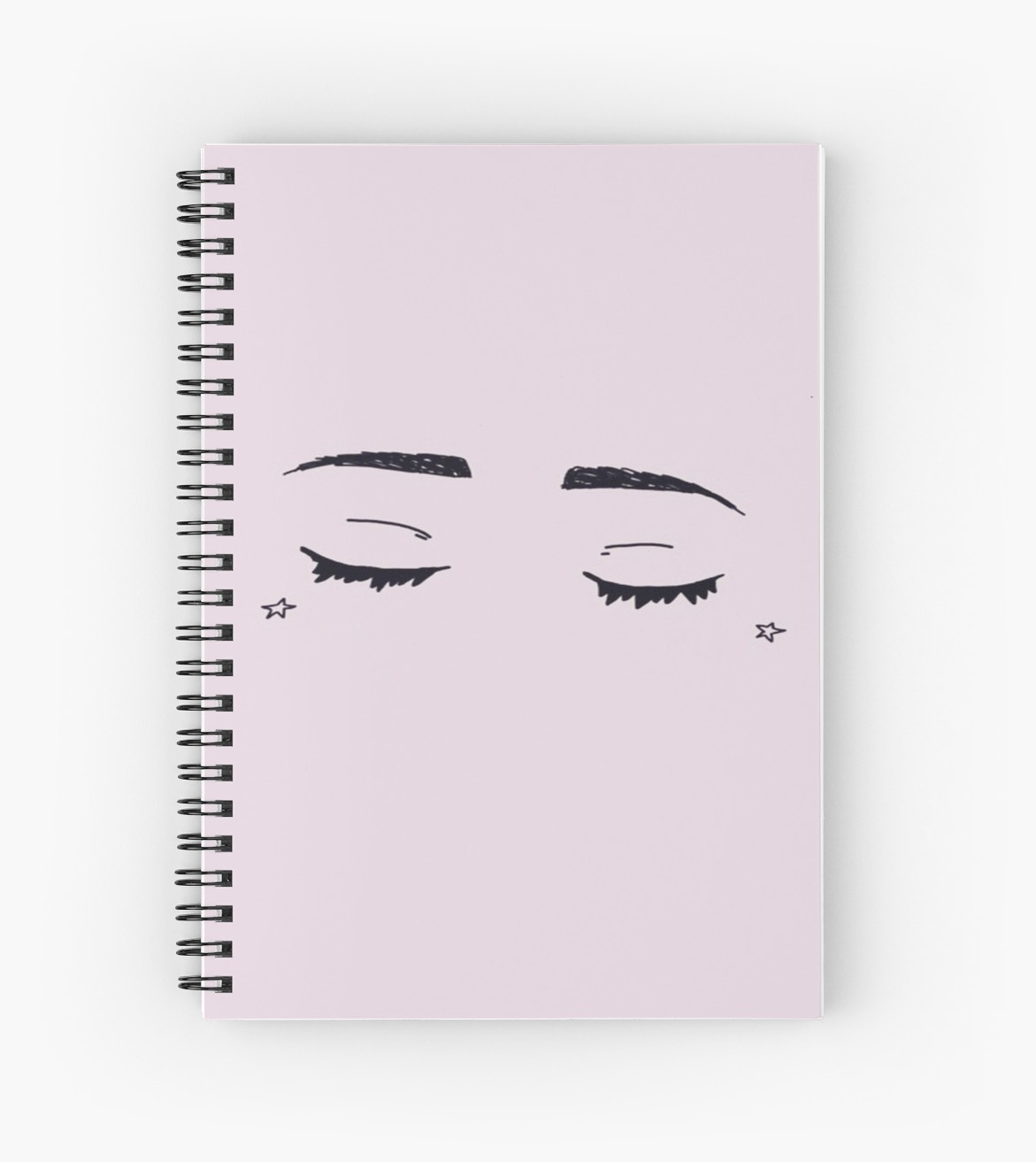 image royalty free library Drawing notebooks.  aesthetic spiral notebook