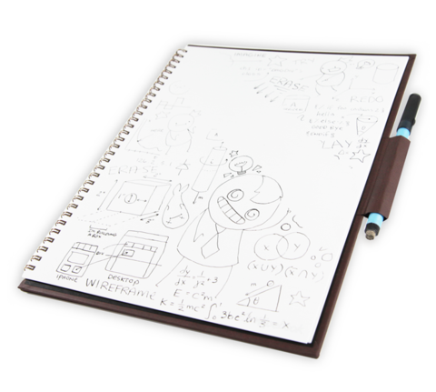 clip library Collection of free notebook. Drawing notebooks